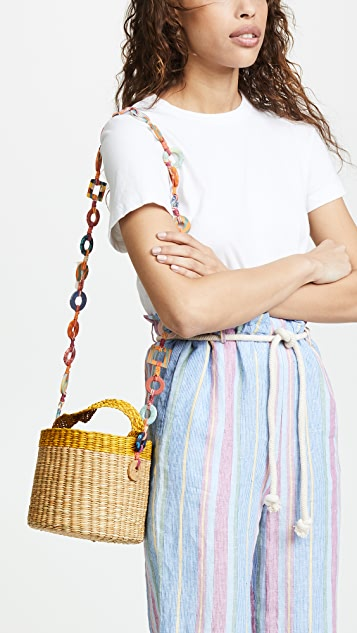 Nannacay Nina Crocus Bucket Bag