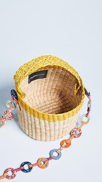 Nannacay Nina Crocus Bucket Bag
