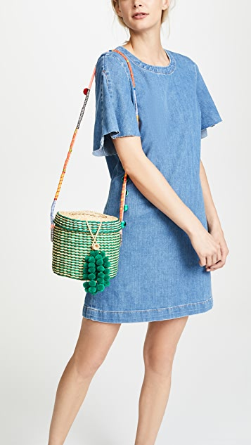 Nannacay Ana Bucket Bag
