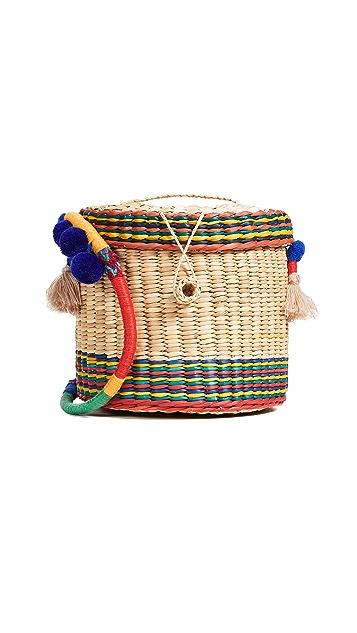 Nannacay Ana Bucket Bag