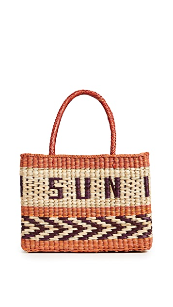 Nannacay Goa Sun Tote Bag