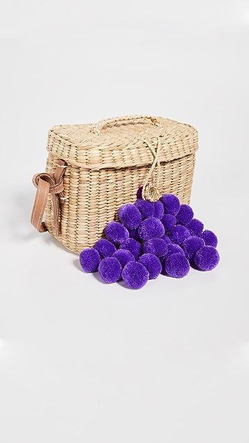 Nannacay Baby Roge Pom Pom Bag