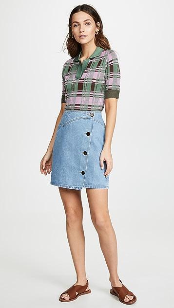Nanushka Amita Skirt