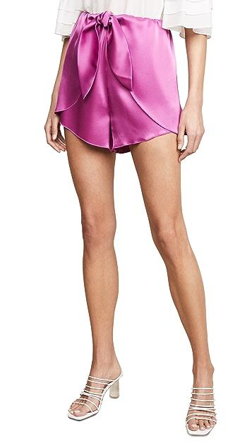 Nanushka Naila Shorts