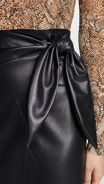 Nanushka Amas 半身裙