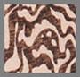 动物图案拿铁棕