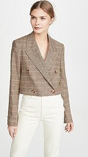 Nanushka Moscot 短款西装外套