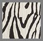 Zebra Block Print