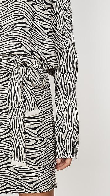 Nanushka Hierro Dress