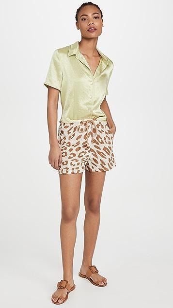Nanushka Febe Shorts