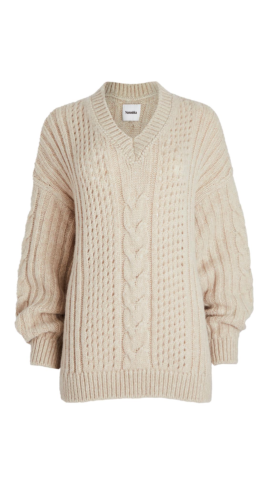 Nanushka Arwan Sweater