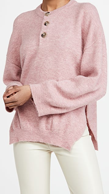 Nanushka Lamee Sweater