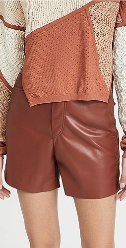 Nanushka - Leana 短裤