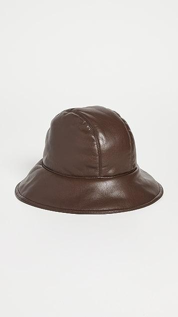 Nanushka Cameron Puffy 渔夫帽