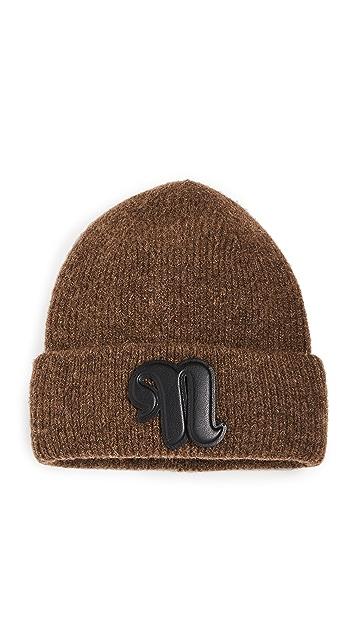 Nanushka Higgins 针织帽