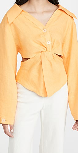 Nanushka - Rasha Shirt