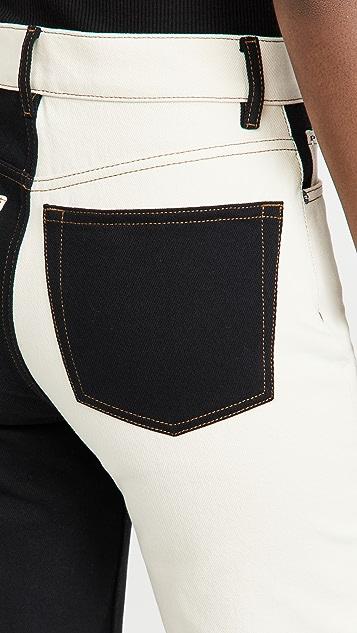 Nanushka Kemia Jeans