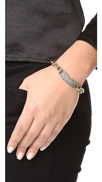 Nathan & Moe Britt ID Bracelet