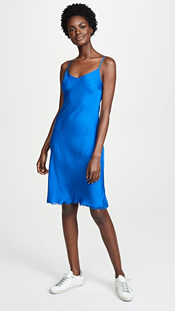 Nation LTD Sofia Bias Cut Slip Dress