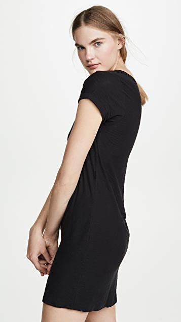 Nation LTD Lindsey T-Shirt Dress