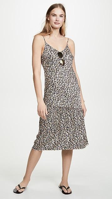 Nation LTD Farrah Ruffle Cami Dress