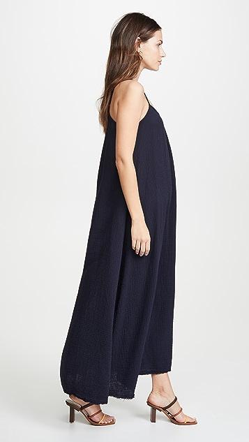 Nation LTD Lila 汤匙领梯形衬裙