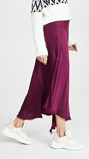 Nation LTD 方巾式半身裙