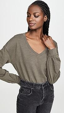 Willa Bishop Sleeve Top