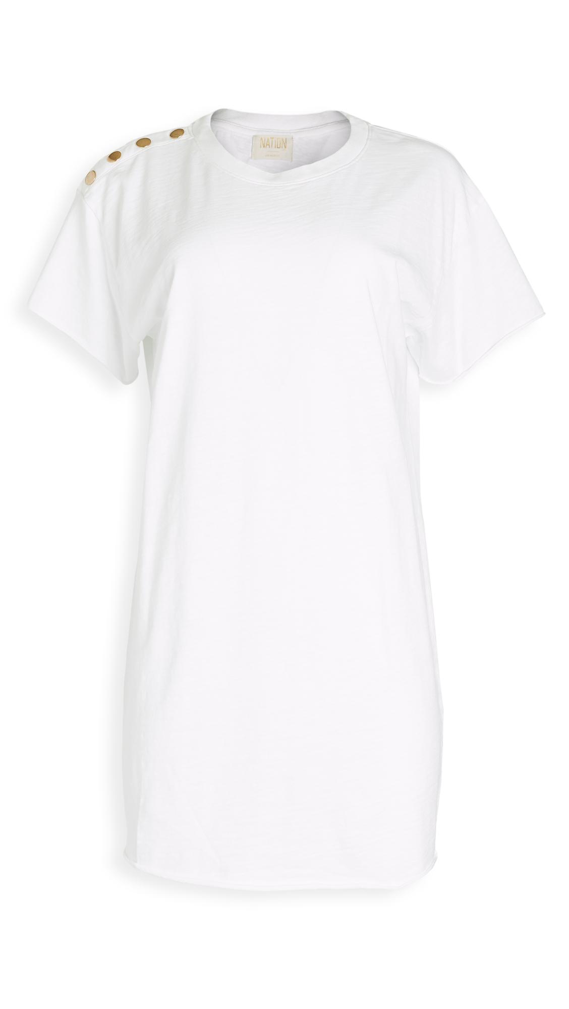 Nation LTD Rowan T Shirt Dress