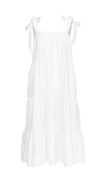 Nation LTD Amelia Tiered Dress