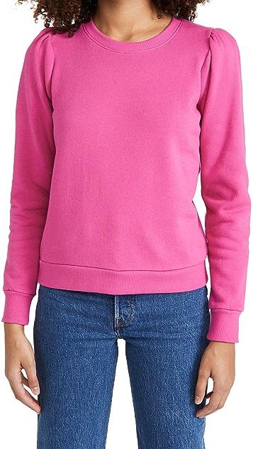 Nation LTD Zarina Princess Sleeve Sweatshirt