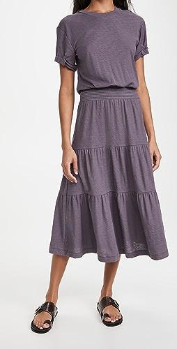 Nation LTD - Martine Casual Peasant Dress