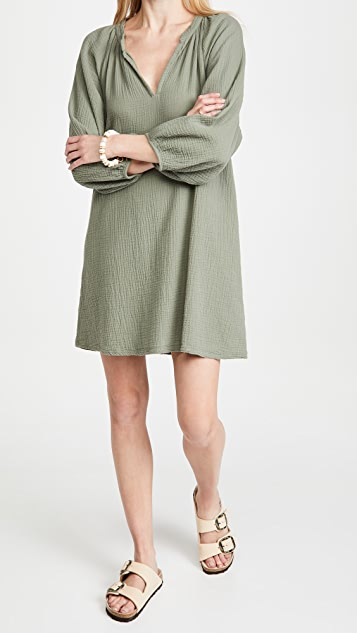 Nation LTD Nala Peasant Dress