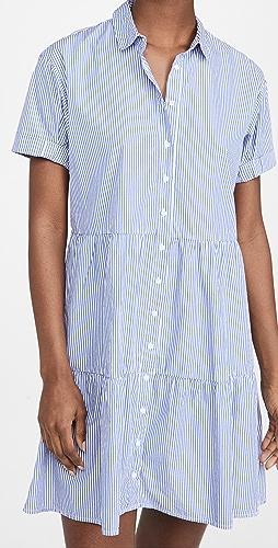 Nation LTD - Hallie Tiered Shirtdress