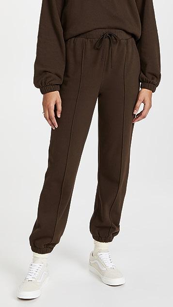 Nation LTD Eastside 接缝运动裤