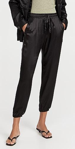 Nation LTD - Del Rey Satin Dressed Up Pants