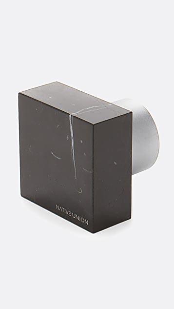 Native Union Marble Apple Watch Dock