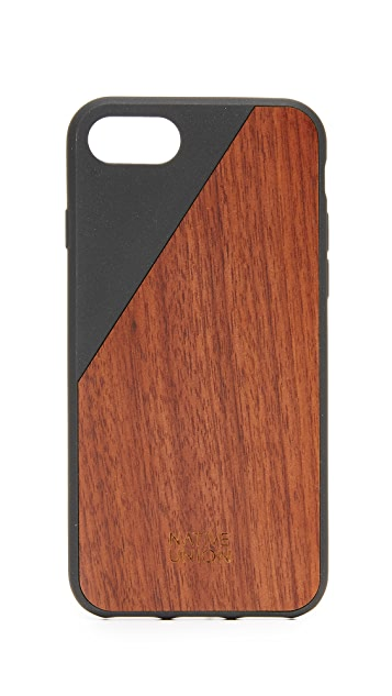 Native Union Clic Wooden iPhone 7 / 8 Case