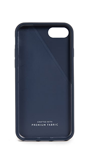 Native Union Clic Canvas iPhone 7 / 8 Case