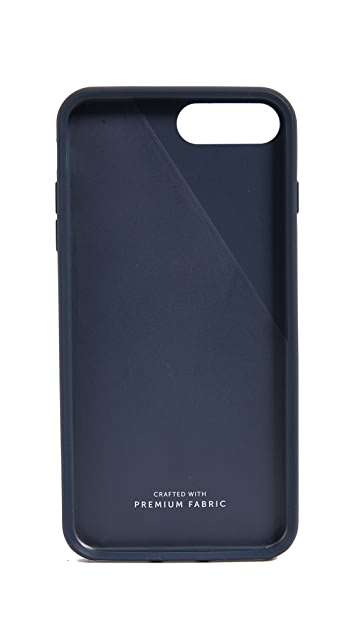 Native Union Clic Canvas iPhone 7 Plus / 8 Plus Case