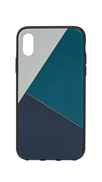 Native Union Clic Marquetry iPhone X / XS Case