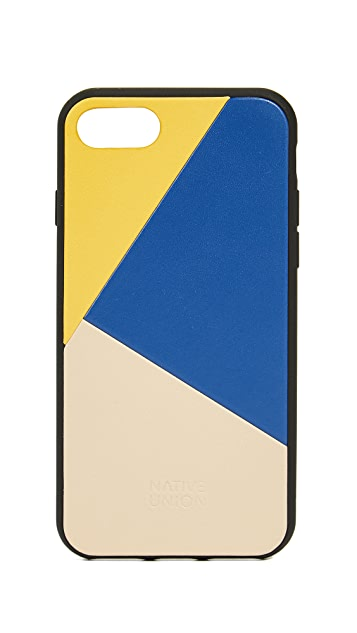 Native Union Clic Marquetry iPhone 7 / 8 Case