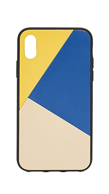 Native Union Clic Marquetry iPhone X Case