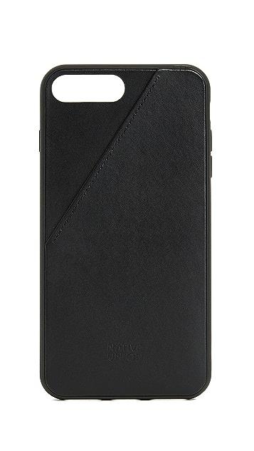 Native Union Clic Card iPhone 7 Plus / 8 Plus Case