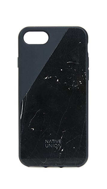 Native Union Clic Marble iPhone 7 / iPhone 8 Case