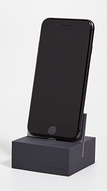 Native Union iPhone Dock Plus
