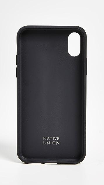 Native Union Clic Card iPhone XS / X Case