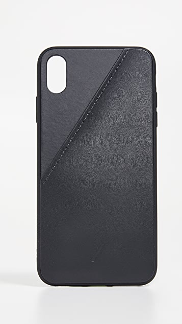 Native Union Clic Card iPhone XS Max Case