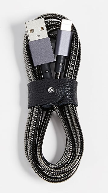 Native Union x Tom Dixon Coil Lightning 1.2M Cable