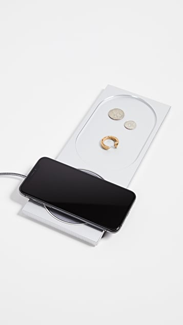 Native Union x Tom Dixon Block Wireless Charger